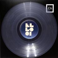 Front View : Maceo Plex - HIGH & SEXY EP (CLEAR VINYL REPRESS) - Ellum Audio / ELL001CLEAR