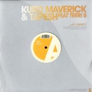 Front View : Kurd Maverick & Tapesh feat. Terri B - RISE - Vendetta / venmx907