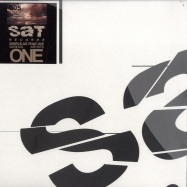 Front View : Various Artists - ONE - Simple As That / Satr005