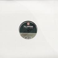 Front View : Till Krueger - THE GREEN / LAST TRACK - 200 Records / 200 012