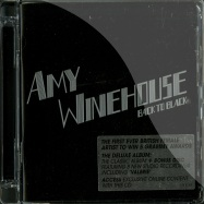 Front View : Amy Winehouse - BACK TO BLACK (2CD) - Universal / 1752119