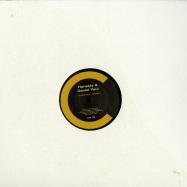 Front View : Honesty & Daniel Paul - ATRIUM & LOVESHOCK (KONSTANTIN SIBOLD RMXS) - Cabinet Records / Cab35