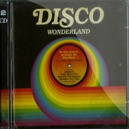 Front View : Various Artists - DISCO WONDERLAND (2XCD) - Sony Music / 88883736772