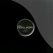 Front View : DJ Kyros - ASTRON EP - Phonograph Music / PHM002