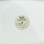 Front View : Manooz & Timmy P - THINGS YOU DO - Swink Music / SMR014