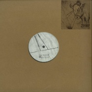 Front View : Sahau - MONTREAL EP (180 GR, VINYL ONLY) - Zimbru / ZMBR001