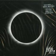 Front View : Various Artists - ENTER.IBIZA2013 (4XCD) - Minus / Enter2013CD