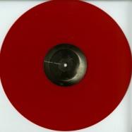 Front View : Luca Agnelli - BIOSPHERE (2000 AND ONE, HIROAKI IIZUKA REMIXES) (RED VINYL) - Etruria Beat / ETB029