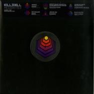 Front View : Various Artists - KILLEKILL MEGAHITS II (3X12 INCH) - Killekill / Killekill025