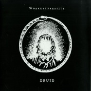Front View : Worker Parasite - DRUID (CLOUDS REMIX) - Electric Pressure / ELP001V