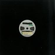 Front View : Mr.V - SOMETHIN WITH JAZZ REMIXES (GREEN VINYL) - Razor-N-Tape Reserve / RNTR013