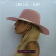Front View : Lady Gaga - JOANNE (DELUXE 2X12 LP) - Interscope / 5720515