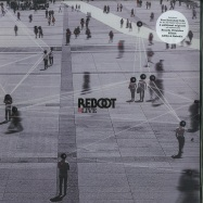 Front View : Reboot - ALIVE (2X12 INCH LP+MP3) - Get Physical Music / GPMLP152