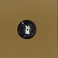 Front View : Luvless / Long Island Sound / Tommy Vicari Jnr / Mara Lakour - SUPER TUFF 002 (180 G VINYL) - Super Tuff / ST 002
