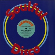 Front View : Sylvester - DANCE (DISCO HEAT) - LOUIE VEGA REMIXES - Nervous / NER24295