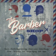 Front View : Various Artists - THE BARBERSHOP (2LP) - Perpetual Rhythms / PERP 012