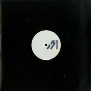 Front View : Various Artists - MECHATRONICA WHITE 1 - Mechatronica Music / MTRONW001