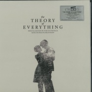 Front View : Johann Johannsson - THE THEORY OF EVERYTHING O.S.T. (LTD BLUE 180G LP) - Music On Vinyl / MOVATM020