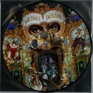 Front View : Michael Jackson - DANGEROUS (2X12 PICTURE LP) - Sony Music / 19075866441