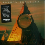 Front View : Various Arstists - GLOBAL SURVEYOR 4 (2XCD) - Dominance Electricity / DE-025cd