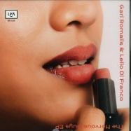 Front View : Gari Romalis & Lello Di Franco - THE NERVOUS GUYS EP - La Pena / LPA024