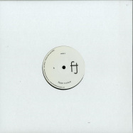 Front View : Kozac - HOODLOVE EP (VINYL ONLY) - Fasten Musique / FASTEN13