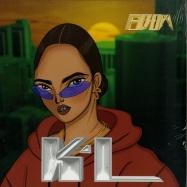 Front View : Ebow - K4L (LP) - Problembaer Records / PB085LP