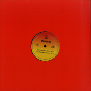 Front View : 1000 Ohm - LOVE IN MOTION - Attic Salt Discs / AS004