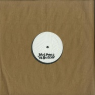 Front View : Thatmanmonkz - HOT PEAS N BUTTER EP1 (HAND STAMPED) - Hot Peas N Butter / HPNB01