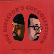 Front View : Frankie Knuckles & Eric Kupper - THE DIRECTORS CUT COLLECTION - VOLUME TWO (2LP) - SoSure Music / SSMDCLP1V2