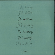 Front View : Various Artists - DRIE (2LP) - De Lichting / DELICHTING3