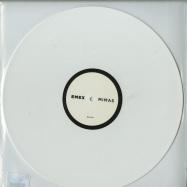Front View : EMEX - MIMAS EP (WHITE VINYL) - Modular Expansion / ME007