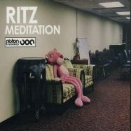 Front View : Ritz - MEDITATION (CD) - Piston Recordings / PRCD2019044