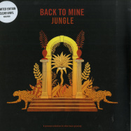 Front View : Various Artists - BACK TO MINE (LTD CLEAR 180G 2LP) - Back To Mine  / BACKLP30I