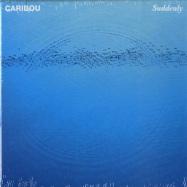 Front View : Caribou - SUDDENLY (CD) - City Slang / SLANG50247