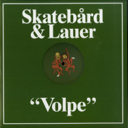 Front View : Skatebard & Lauer - VOLPE - Live at Robert Johnson / Playrjc 058