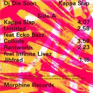 Front View : DJ Die Soon - KAPPA SLAP - Morphine / Doser 038