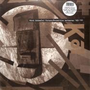 Front View : Various Artists - FUTURE / PRIMITIVE AOTEAROA (LP+INSERT) - Strangelove / SL105LP
