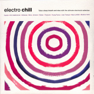 Front View : Various Artists - ELECTRO CHILL (LP) - Wagram / 3377726 / 05198431