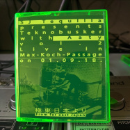 Front View : SJ Tequilla presents - SJ TEKNOBUSKER WITH AATY VOL.2 (TAPE / CASSETTE) - Shot of T / SOTAPE02