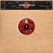 Front View : Jaquarius - ORANGE EYE LP PART 2 (WHITE VINYL) - Zodiak Commune Records / ZC021-2