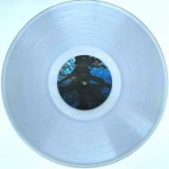 Front View : Ohm / El Choop - STOLEN TIME EP (OCTAL INDUSTRIES RMX / TRANSPARENT VINYL) - Ranges / Ranges11