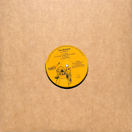 Front View : The Wizzard - ENOUGH (VINYL ONLY) - Into The Wizards Sleeve / ITWS003