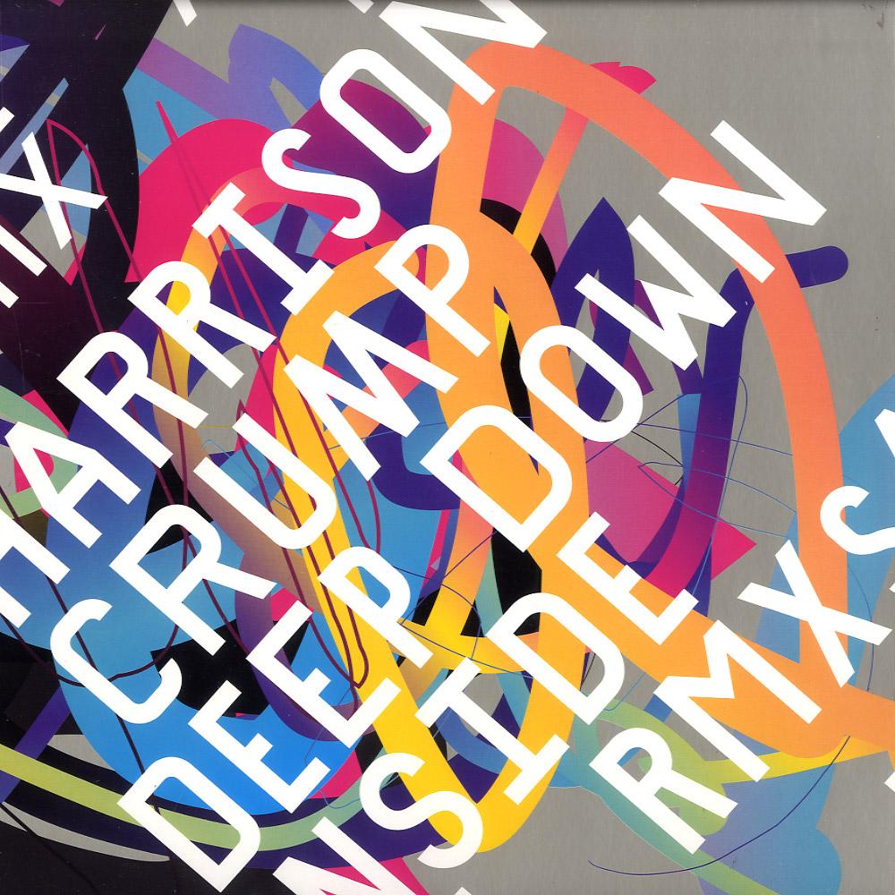 Harrison Crump - DEEP DOWN INSIDE
