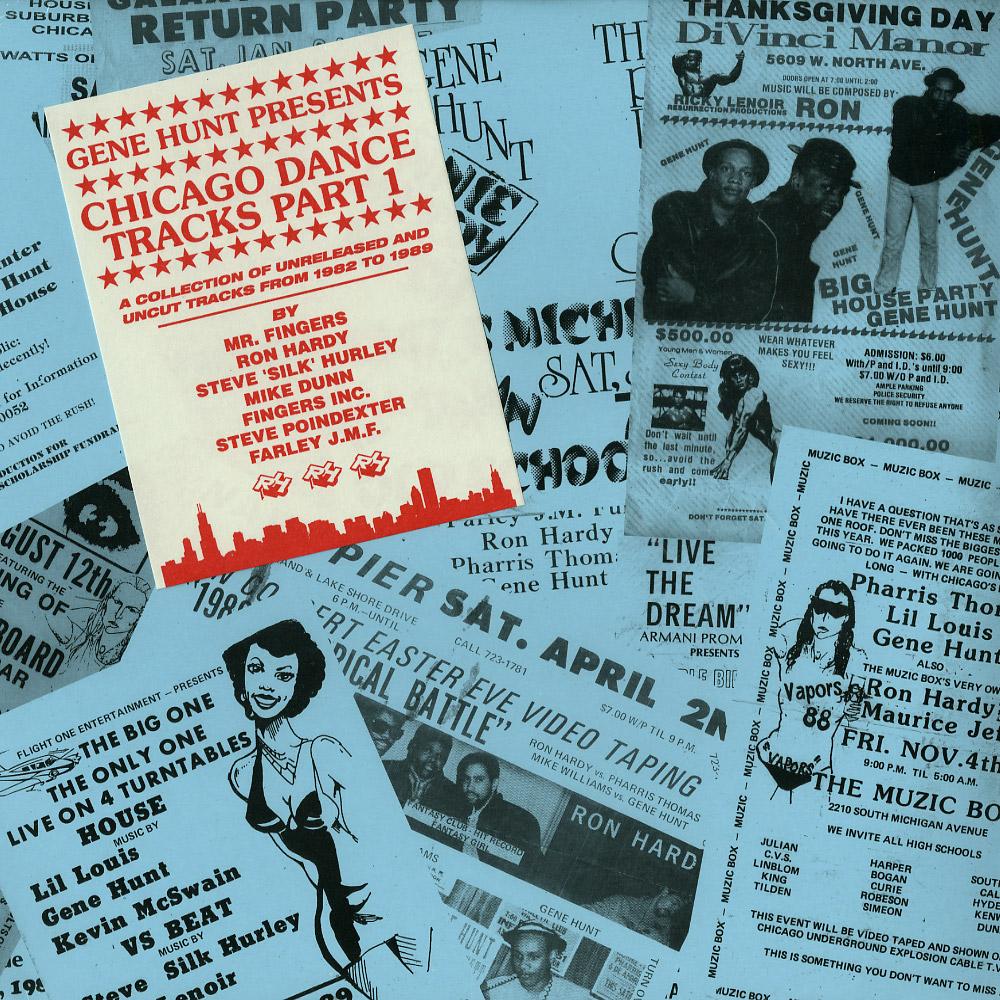 Gene Hunt presents - CHICAGO DANCE TRACKS PART 1