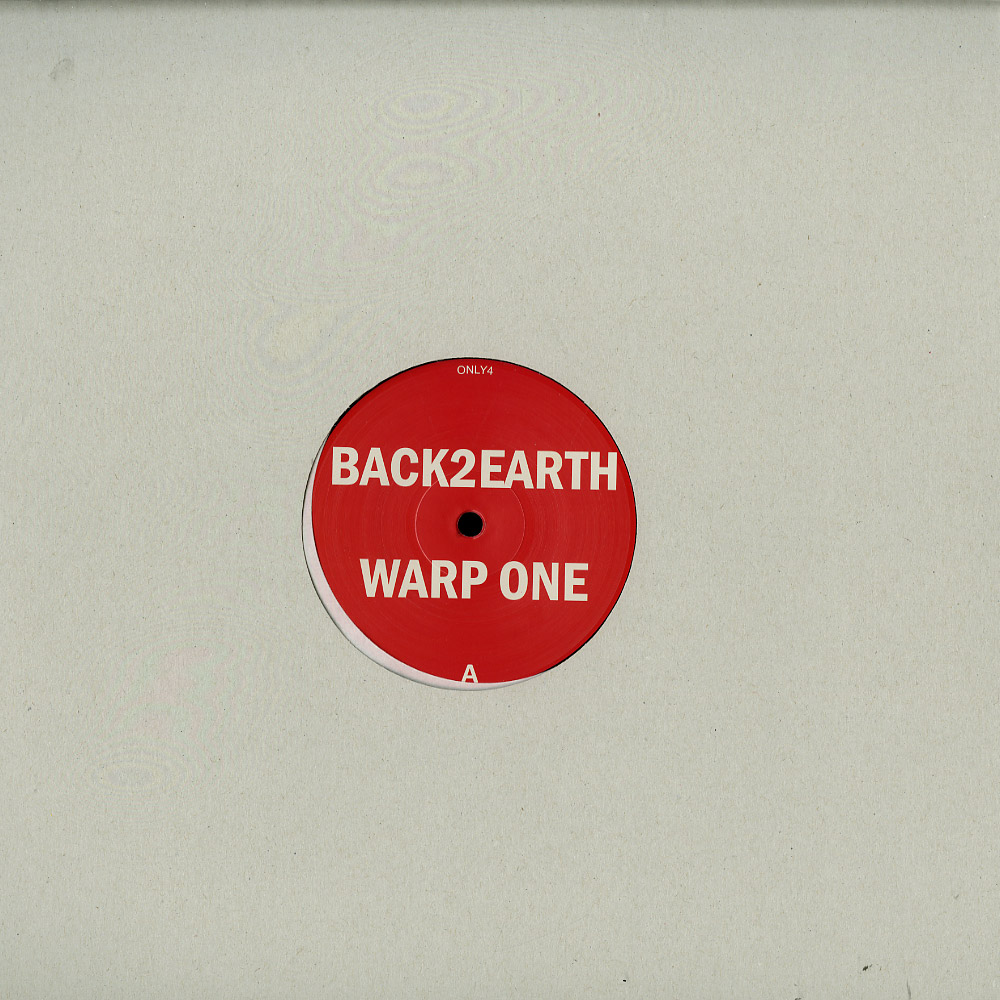 Back 2 Earth / Woolph - Warp one / UME2ME