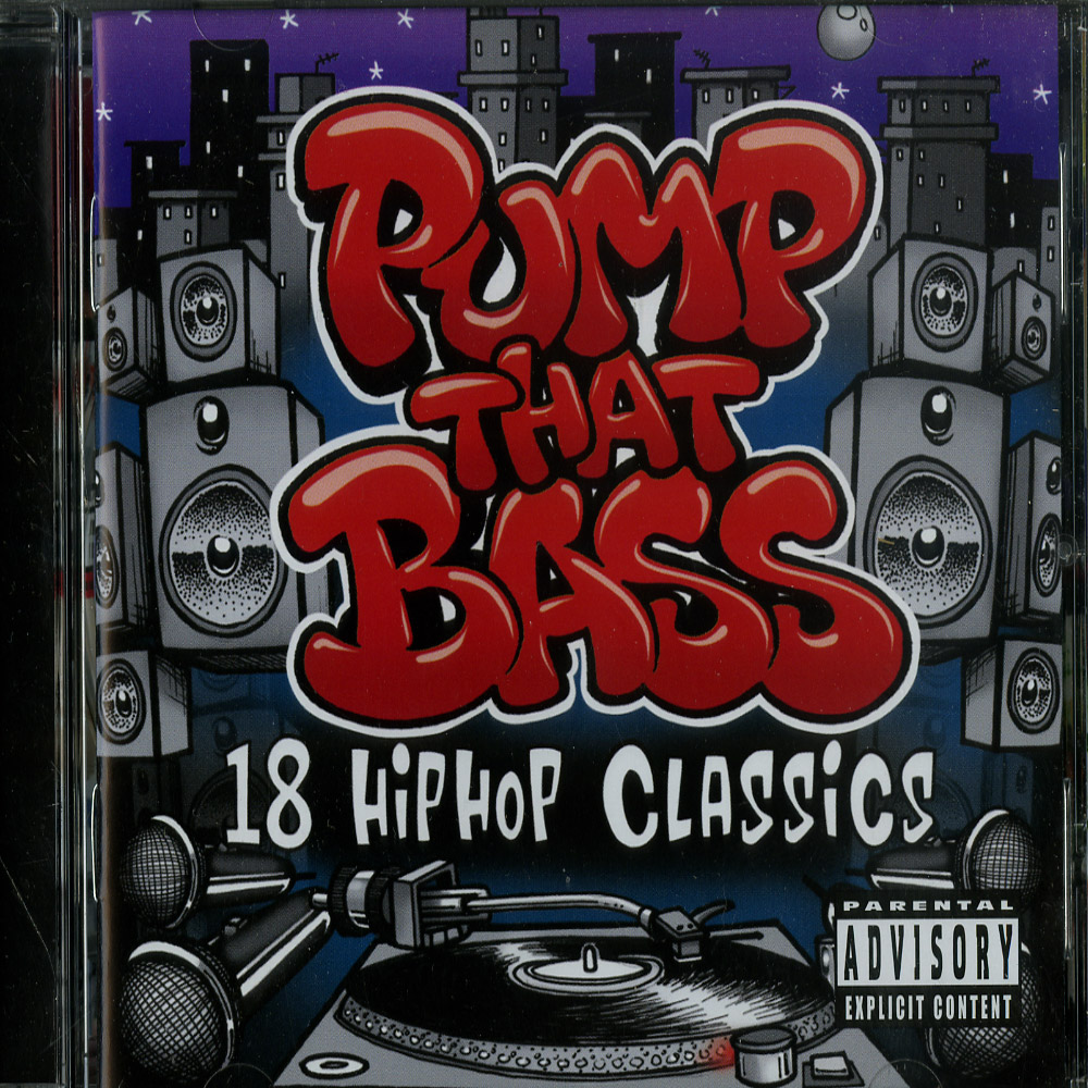 Various Artists - PUMP THAT BASS