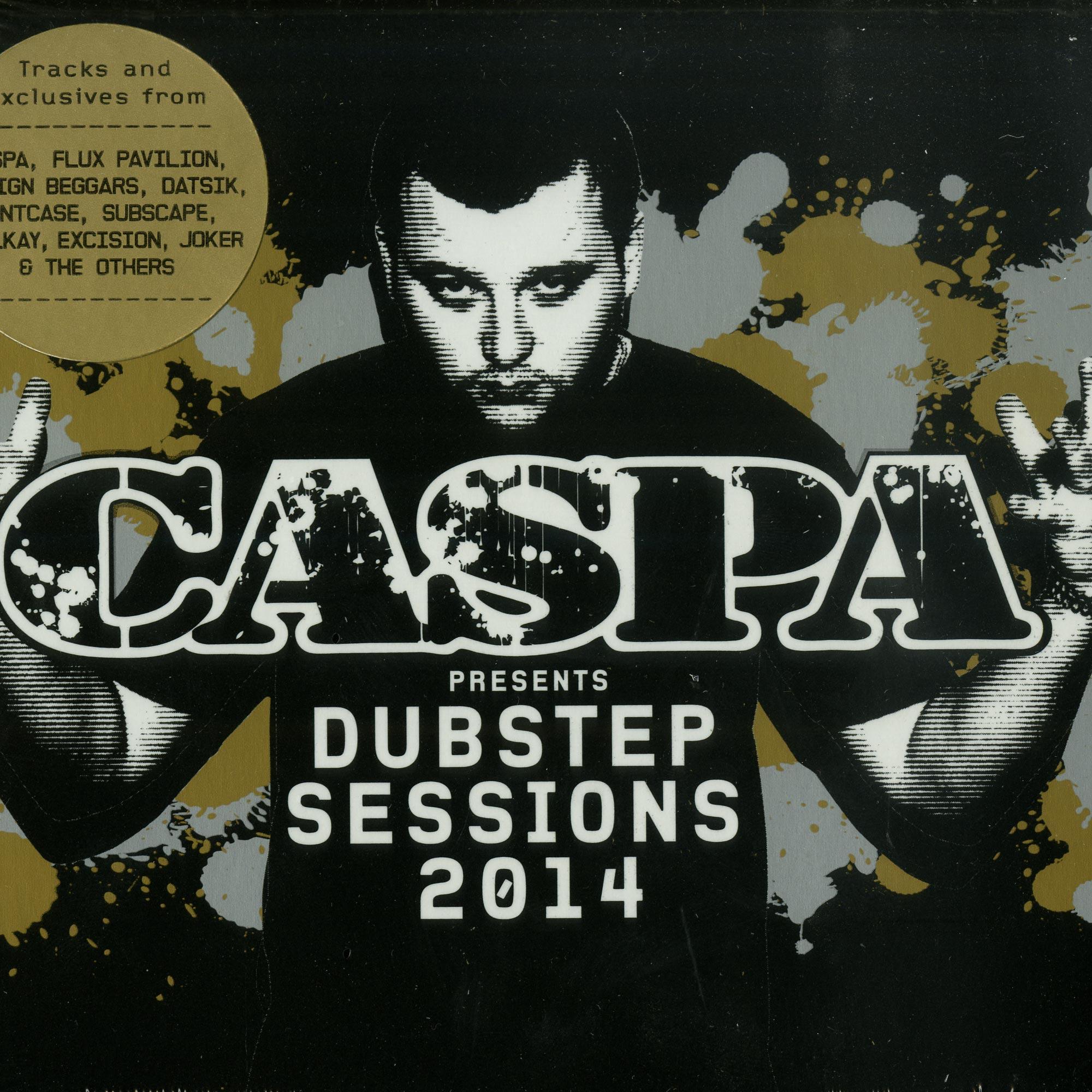Caspa - DUBSTEP SESSIONS 2014