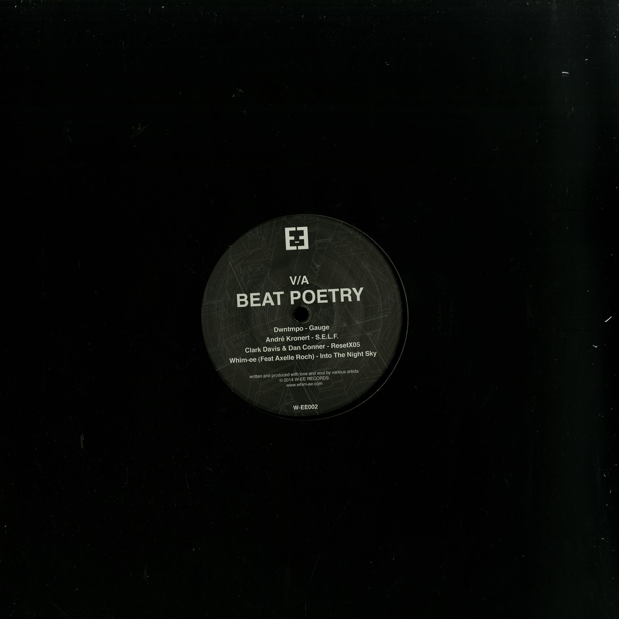 Various Artists - BEAT POETRY