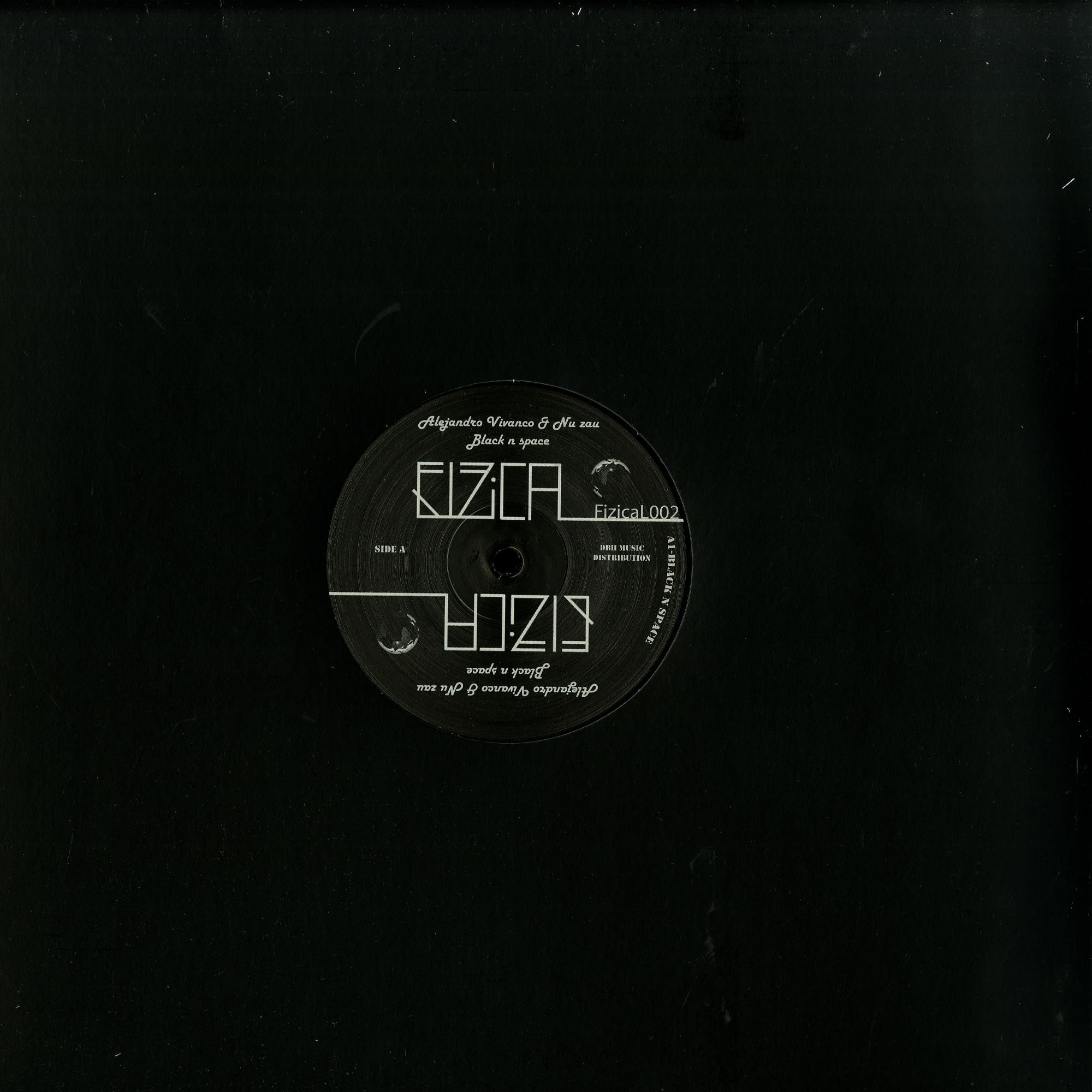 Alejandro Vivanco & Nu Zau - BLACK N SPACE